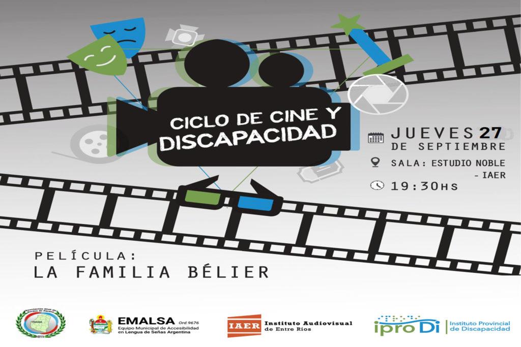 Ciclo Cine y discapacidad