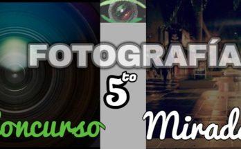Concurso Fotografias Miradas