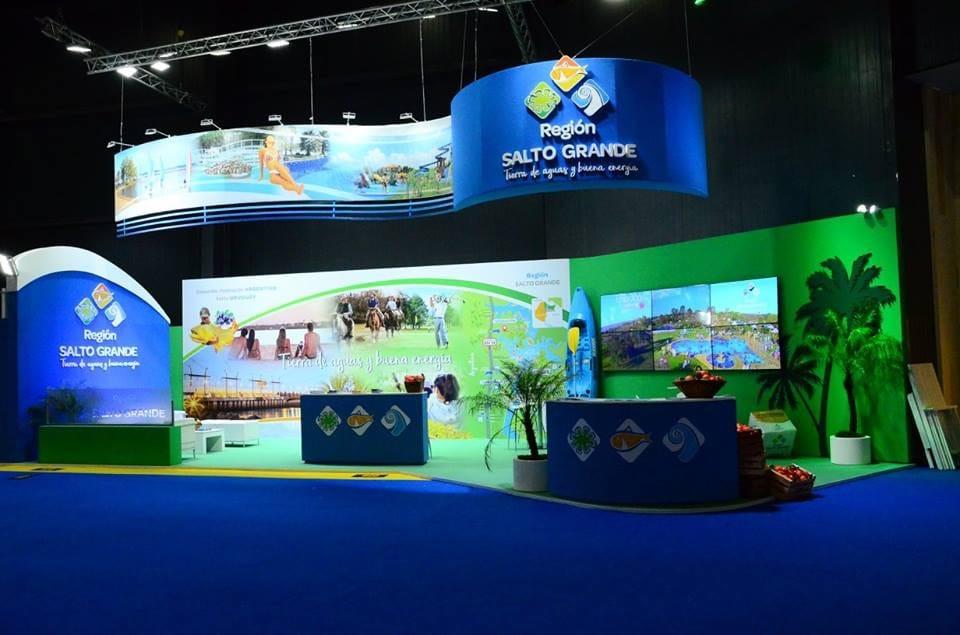 Salto Grande se presentará junto a Federación y Concordia en la Feria Internacional de Turismo.
