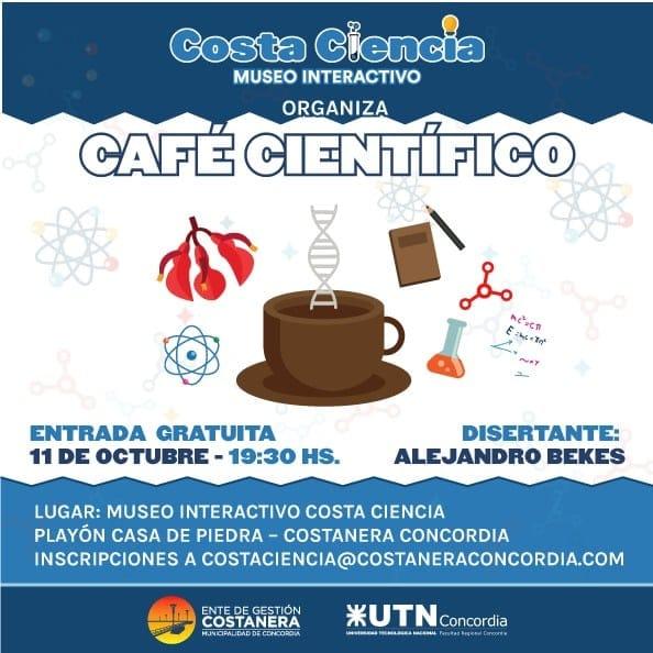 Cafe Cientifico