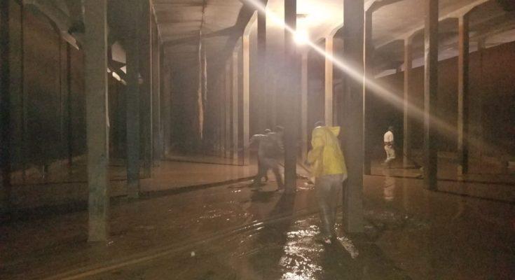 EDOS Este viernes se va a paralizar en su totalidad la Planta potabilizadora de agua potable