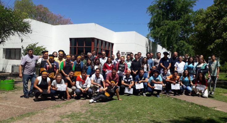Escuelas técnicas y agrotécnicas de Concordia participaron de olimpiadas provinciales de la modalidad