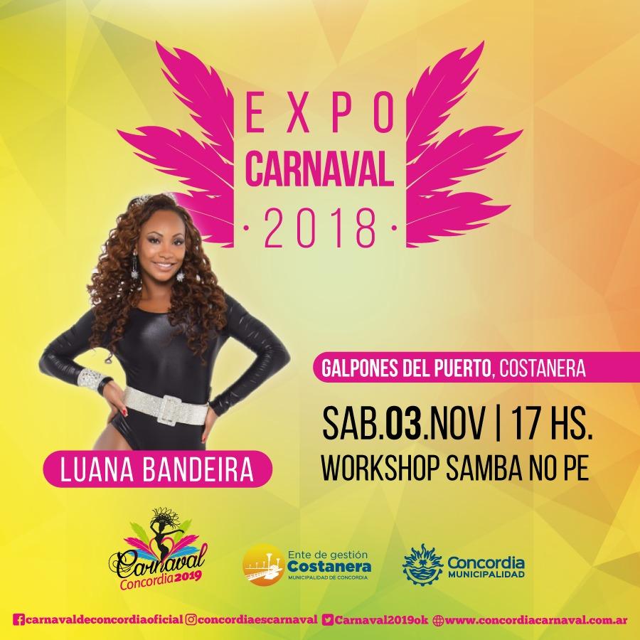 Expo carnaval - Luana Bandeira