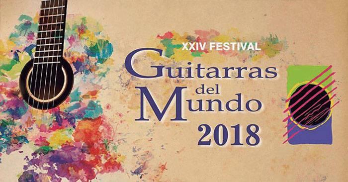 Guitarras del Mundo llega a la ciudad