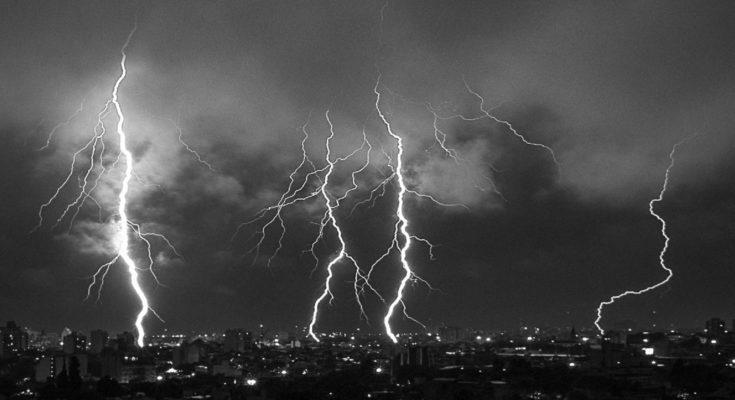 Rige para Concordia: Hay alerta por tormentas y granizo para las próximas horas en Entre Río