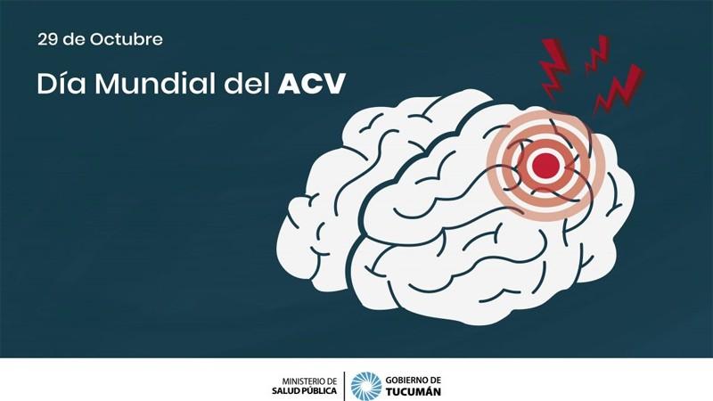 Día Mundial de Lucha contra el Ataque Cerebrovascular