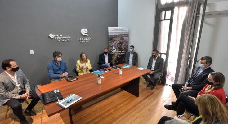 Se realizó la primera reunión intergubernamental del programa Provincial Cultura del agua