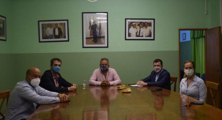 Agenda abierta:»Cemejo se reunió con Legisladores Nacionales y con Enrique Cresto
