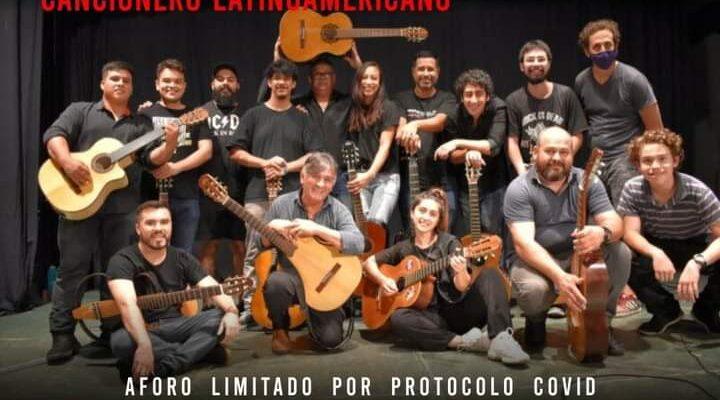 Guitarras del Alba se presenta el jueves 29 de abril