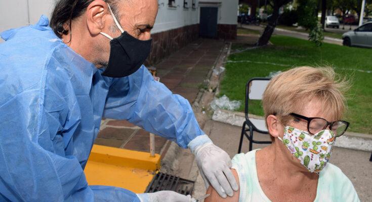 Se llevan aplicadas más de 227 mil dosis contra el Covid-19 en la provincia