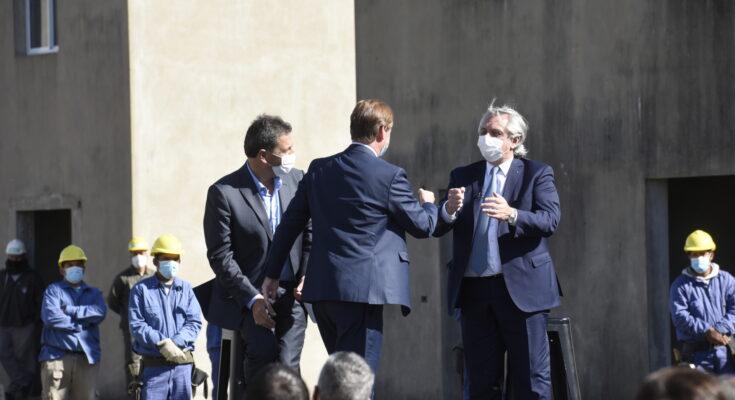 Bordet firmó un Convenio con el Presidente por más viviendas para Entre Ríos