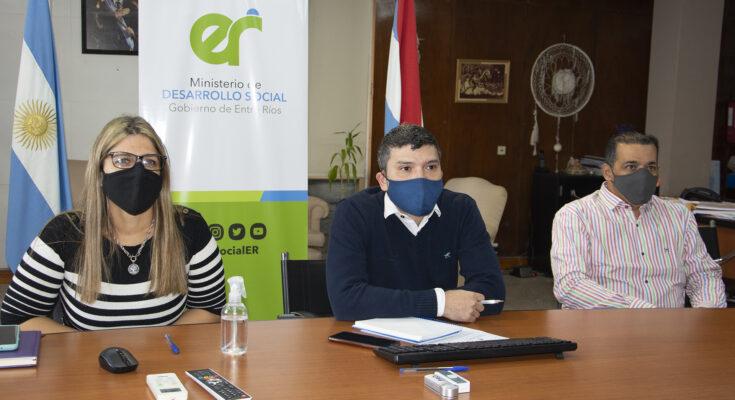 La Provincia participó de una jornada nacional por el Día internacional de la enfermedad Celíaca